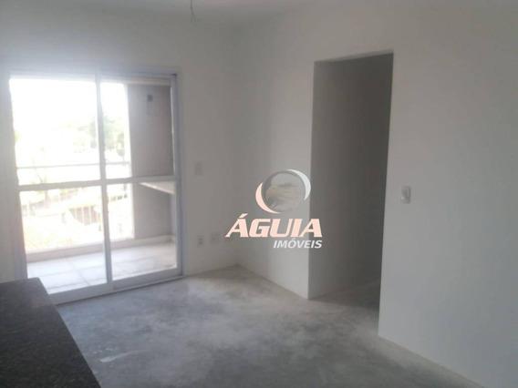 Apartamento Com 3 Dormitórios À Venda, 59 M² Por R$ 325.000,00 - Vila Pires - Santo André/sp - Ap2278