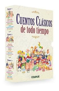 Cuentos Clásicos De Todo Tiempo (obra Completa) - Hermanos G