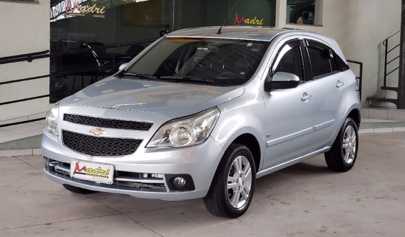 Chevrolet Agile Ltz 1.4 8v (flex) Flex Manual
