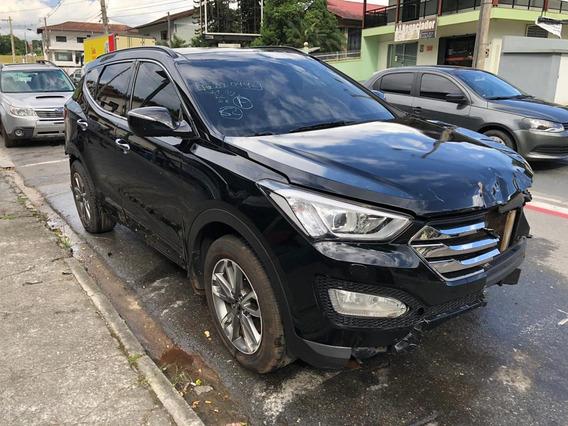 Sucata Hyundai Santa Fê 3.3 V6 Awd 2014 Venda De Peças