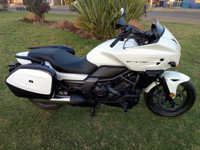 Honda Ctx 700cc.mod.2014 Cel.3481006028 Motos Arandas