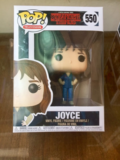 Funko Pop Original Stranger Things Joyce # 550 - 03 R