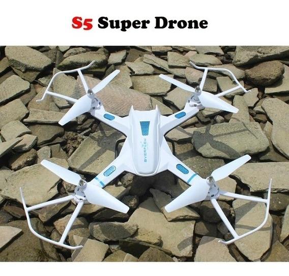 Super Guerreiro Drone Zangão Helicóptero Quadcopter 2.4 Ghz