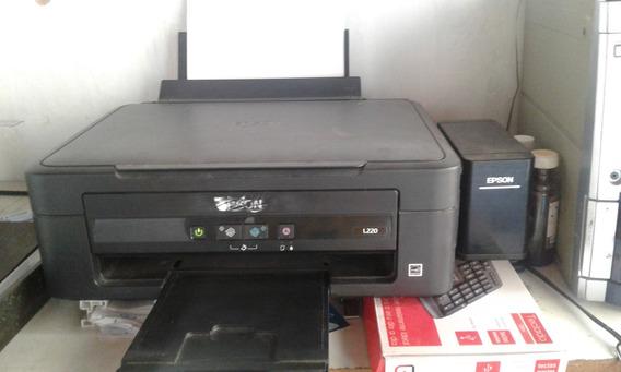 Impressora Epson L220 Usada