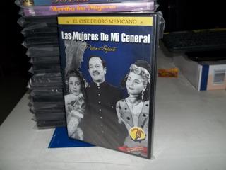 Dvd Las Mujeres De Mi General Pedro Infante