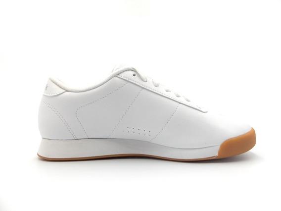 Tenis Reebok Classic Princess Blanco Suela Liga Cómodos Originales Casuales