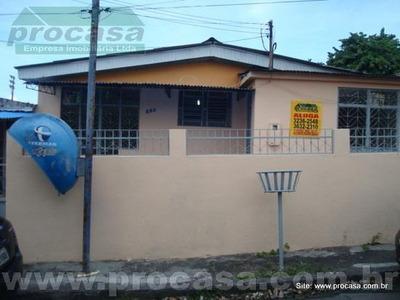 Alugo Otima Casa Com Ponto Comercial Ou Escritorio No Conjunto Castelo Branco Parque 10 - Manaus Amazonas Am - 6625