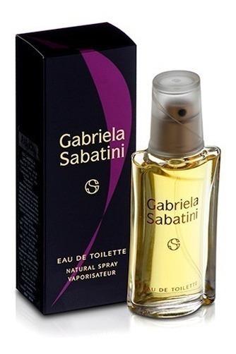 Perfume Gabriela Sabatini Edt 60ml Original Lacrado
