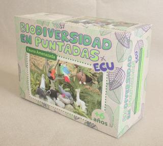 Juguete Biodiversidad En Puntadas: Coser Para Conocer