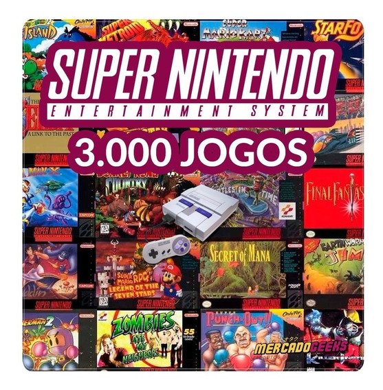 Super Nintendo Portatil Roms