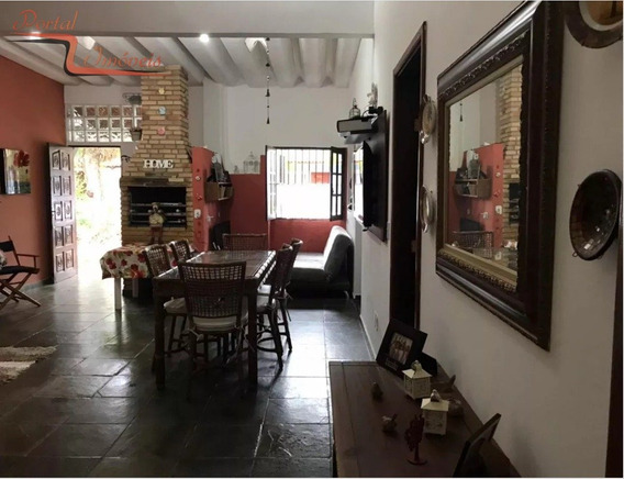 Casa Para Alugar No Bairro Capricornio Em Caraguatatuba - - 2260-2
