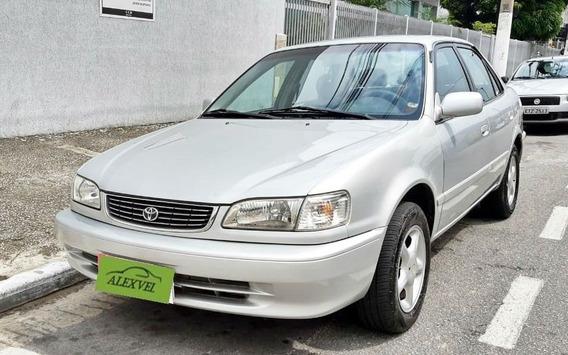 Toyota Corolla 1.8 Xei 16v 2001 Completo Automático