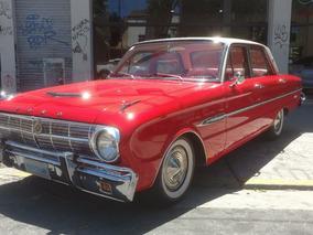 Ford Falcon Deluxe 1964 Totalmente Restaurado!! Hecho A 0km