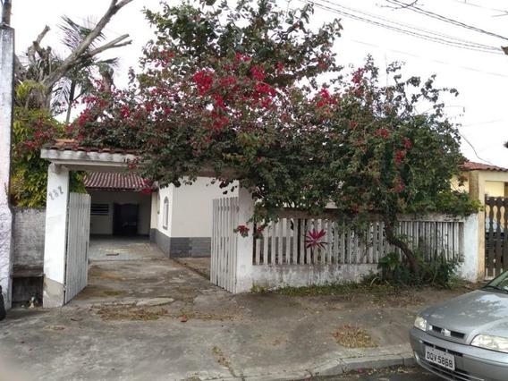 Casa Em Bopiranga, Itanhaém/sp De 140m² 3 Quartos À Venda Por R$ 265.000,00 - Ca585967