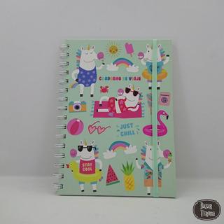 Cuaderno Libretas Pocket Viajes Vacaciones Planner