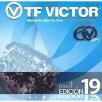 Manual Digitalizado Tf Victor Edicion 19 O 20, Tomo I Y Iii