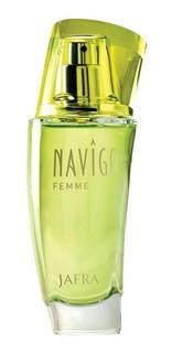 Nuevo Perfume Navigo Femme Dama, Eau De Toilette, Envío Full