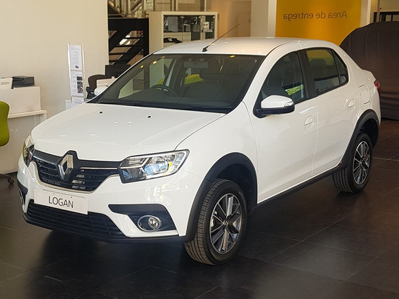 Renault Logan Ph2 Life 1.6 2020 0km Contado