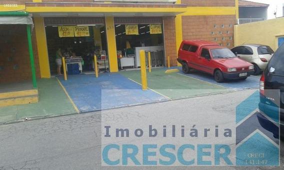 Ponto Comercial Para Venda Em Mogi Das Cruzes, Jardim Maricá - Pcv04