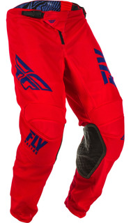 Pantalon Moto Fly Racing Kinetic Rojo/azul Talla 32