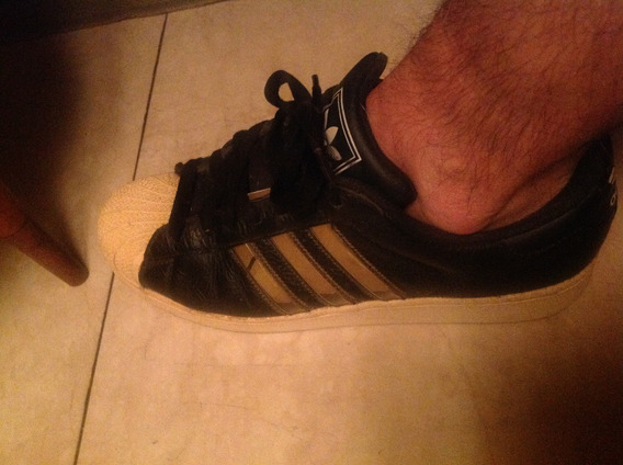 Zapatillas adidas Super Star Talle 43