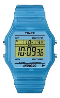 Reloj Deportivo Timex Hombre Digital Tn2804 | Regalo Navidad