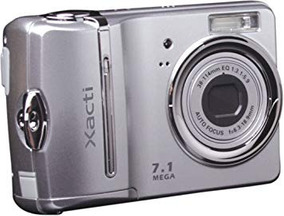 Câmera Sanyo Sanyo Xacti S70 - No Estado