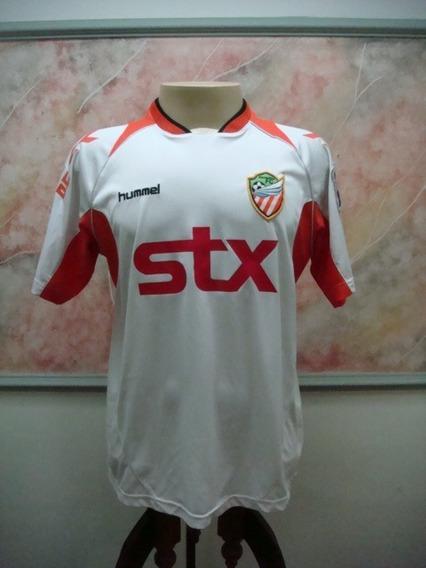 Camisa Futebol Gyeongnam Coreia Sul Hummel Jogo Antiga 2500