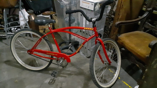 Bicicleta Playera Wonder Shark R26. Impecable Sin Rayones.