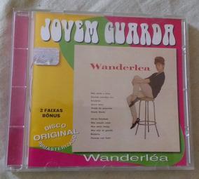 Cd Wanderlea - Não Existe O Amor