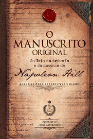 O Manuscrito Original - As Leis Do Triunfo E Do Sucesso De N