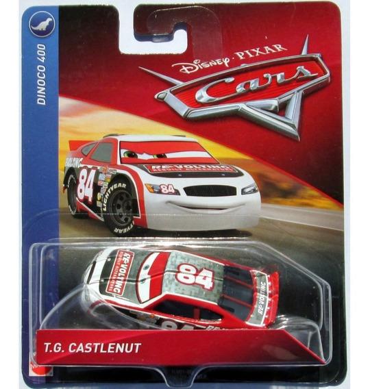 Disney Cars T.g. Castlenut Re-volting #84 Davey Apex
