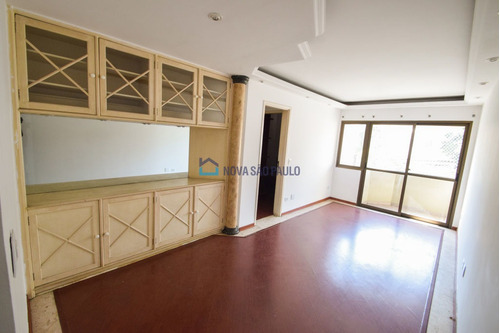2 Dormitórios, Suíte, Garagem, 67 M², Próximo Metrô Alto Do Ipiranga - Bi22838