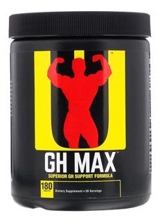 Gh Max Universal Nutrition - 180 Tabletes Eua