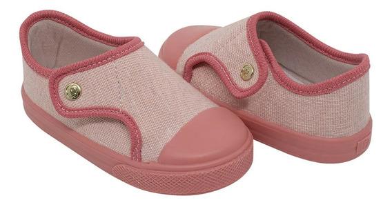Tênis Pimpolho Comfort Rosa - 17 Ao 24 - 64442e