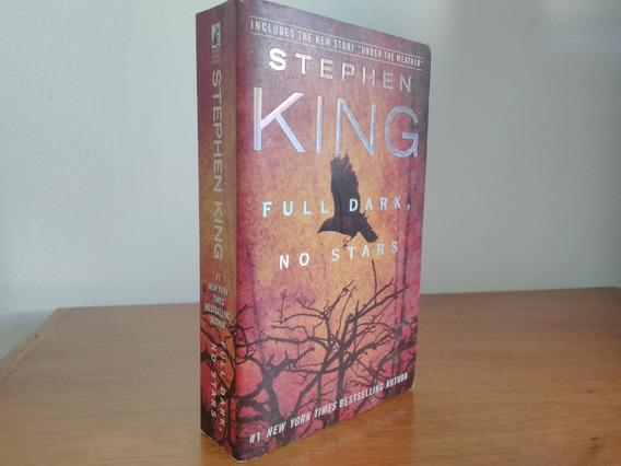 Full Dark No Stars - Stephen King - Pocket Book - Inglês