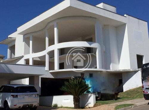 Imagem 1 de 8 de Casa Com 5 Dormitórios À Venda, 400 M² Por R$ 1.499.900,90 - Jardim Millenium - Sorocaba/sp - Ca0651