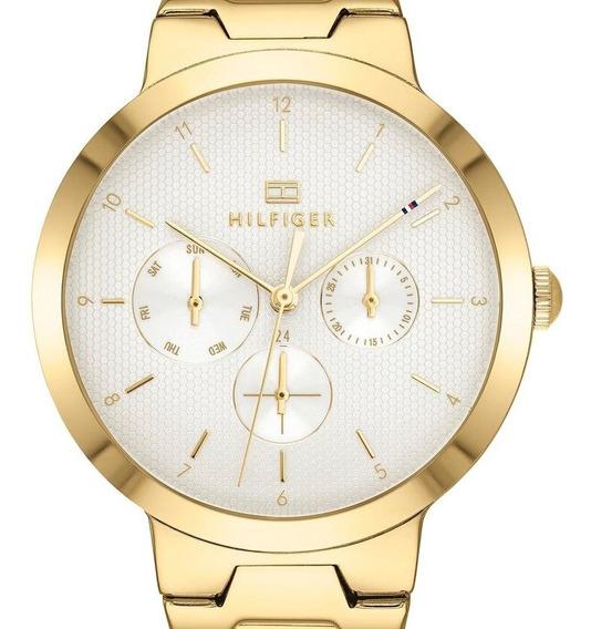 Reloj Tommy Para Dama Modelo: 1782077 Envio Gratis
