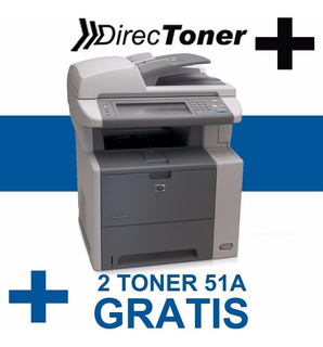 Impresora Hp Laserjet M3035x Mfp Multifuncion Monocromática
