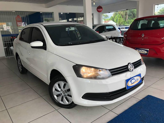 Volkswagen Voyage 1.0/1.0 City Mi Total Flex 8v 4p