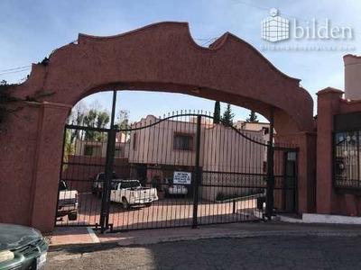 Casa Sola En Renta Privada San Javier