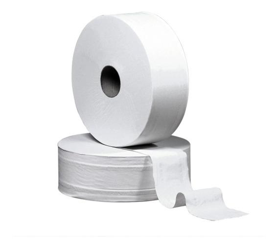 Rollos Papel Higienico Por 300 Mts 12 Unidades