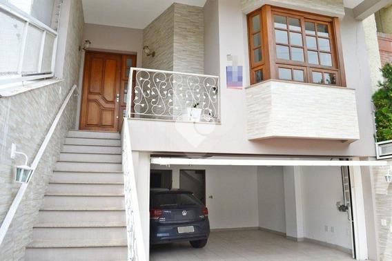 Casa 3 Dormitórios, 4 Vagas E Piscina - 28-im413963