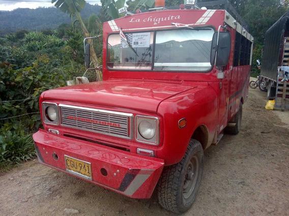 Venta De Campero Escalera Diesel 4x4 (precio Negociable)
