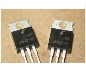 10 X Transistor Npn J13007-2 E13007-2