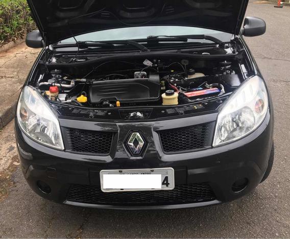 Renault Sandero 1.0 16v Expression Hi-flex 5p 2010