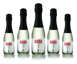 Champagne Dada 7 Sweet 187cc X 24 Unidades!!