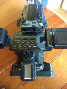 Filmadora Hzr-z1n Sony Retirar Peças Com Defeito