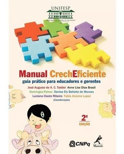 Livro - Manual Creche Eficiente