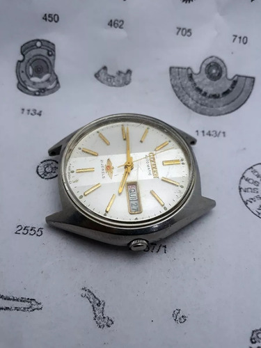 Relógio Citizen Automático Para Revisar